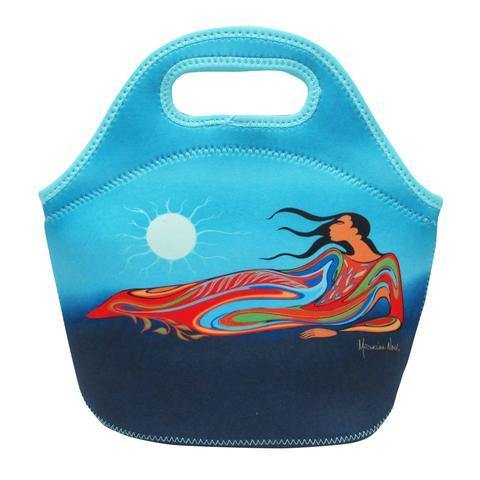 Maxine Noel Mother Earth Insulated Lunch Bag