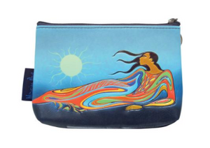 Maxine Noel Mother Earth Coin Purse