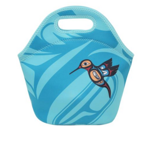 Hummingbird Insulated Lunch Bag