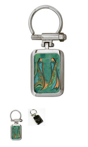 Maxine Noel 'Friends' Artist Collection Key Holder