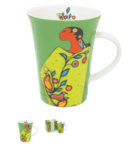 Maxine Noel 'Spirit of the Woodlands' Porcelain Mug