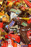 Chocolate Candy Assortment 5 LB Bulk Mixture of Your Favorite Candies in Fun Size and Miniatures