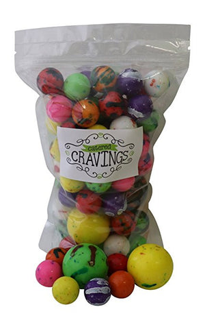 "Bulk Jawbreaker Candy Gifts (1 3/4"" and 1"" Sizes Mixed) 2.5 Pounds of Old Fashion Candies"