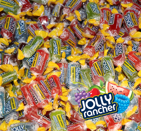 Jolly Rancher Candy Bulk 4 lb Box of Hard Sucking Candies