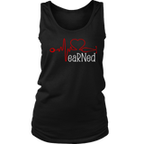eaRNED RN Nurse Appreciation Shirt Choice of Color, Tees, Tanks, Hoodies, and Long Sleeve