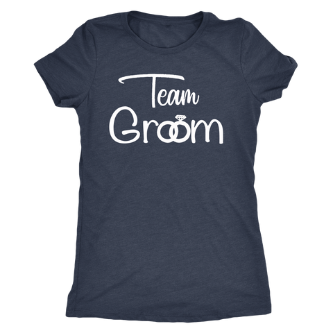 Team Groom Wedding Party Bachelor Party Shirt In Choice of Styles and Colors