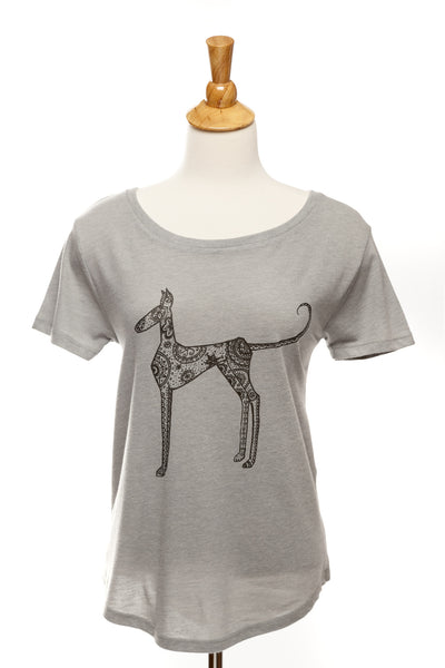 Orlando our Podenco - Tee Shirt - Backstage Vintage