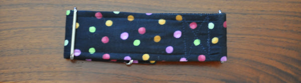 Collars for Kings - Polka Dot Mini Martingale