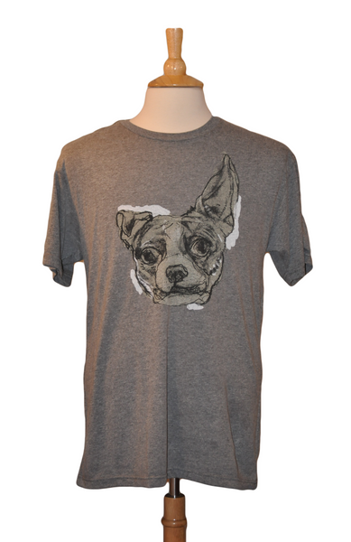 Rosco Men's - Heather Grey Tri Blend