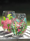 Beautiful Summer Wine Glasses Giveaway