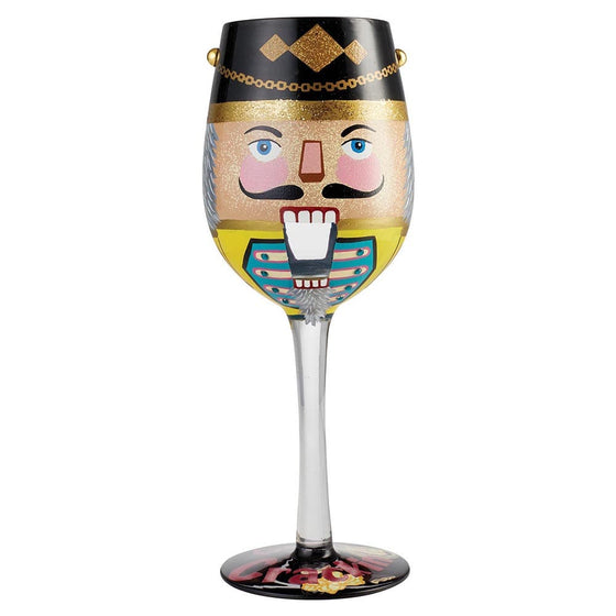 Cracker Wine Glass by Lolita