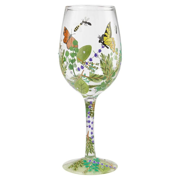 Organica Wine Glass by Lolita