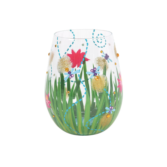 Firefly Stemless Glass by Lolita