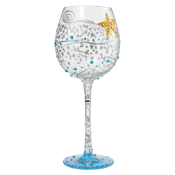 You're the Brightest Star Superbling Glass by Lolita