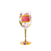 Lolita Birthday Girl Wine Glass by Lolita