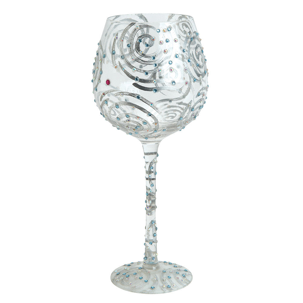 Lolita Superbling One in a Million Extra Large Wine Glass