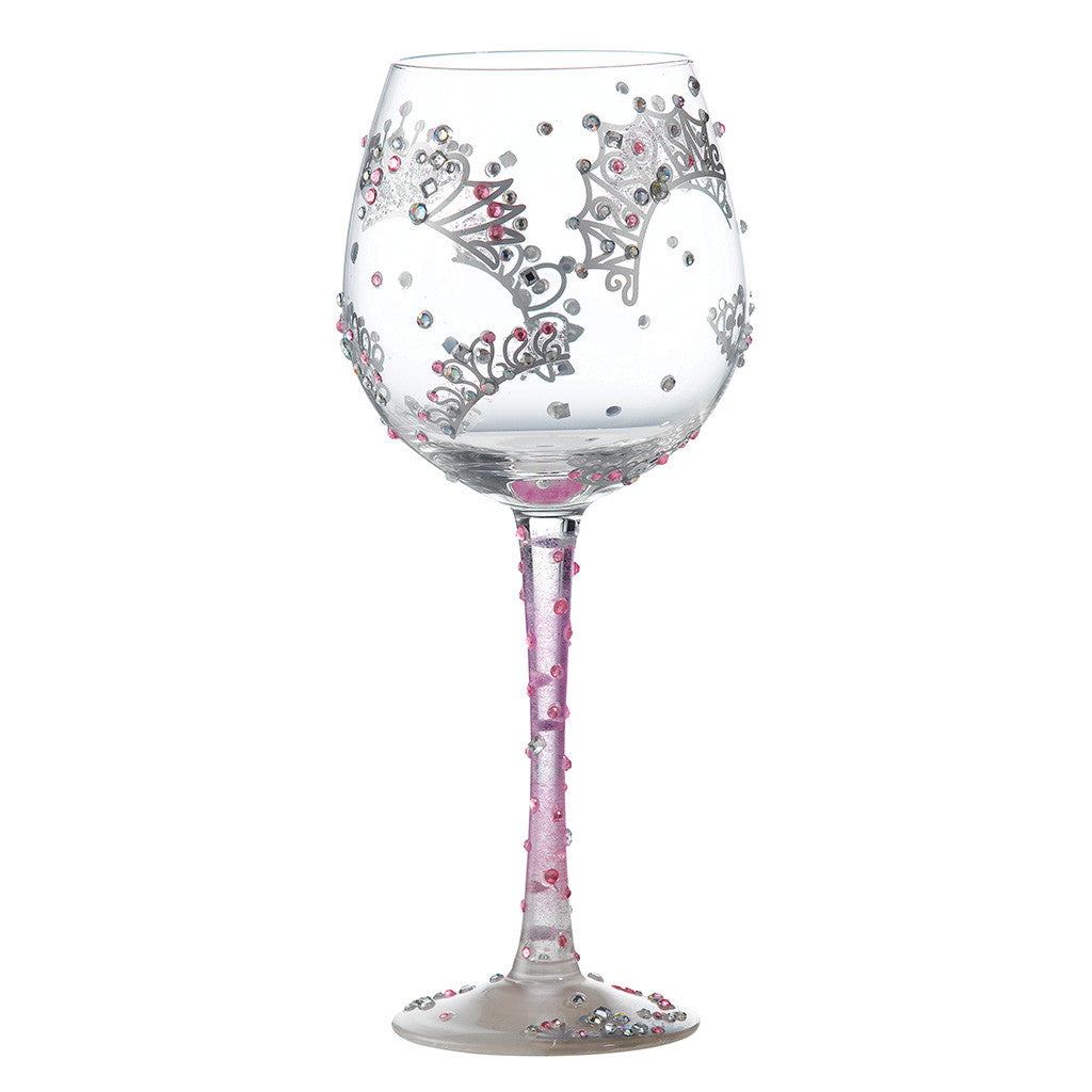 Lolita Superbling Princess Extra Large Wine Glass