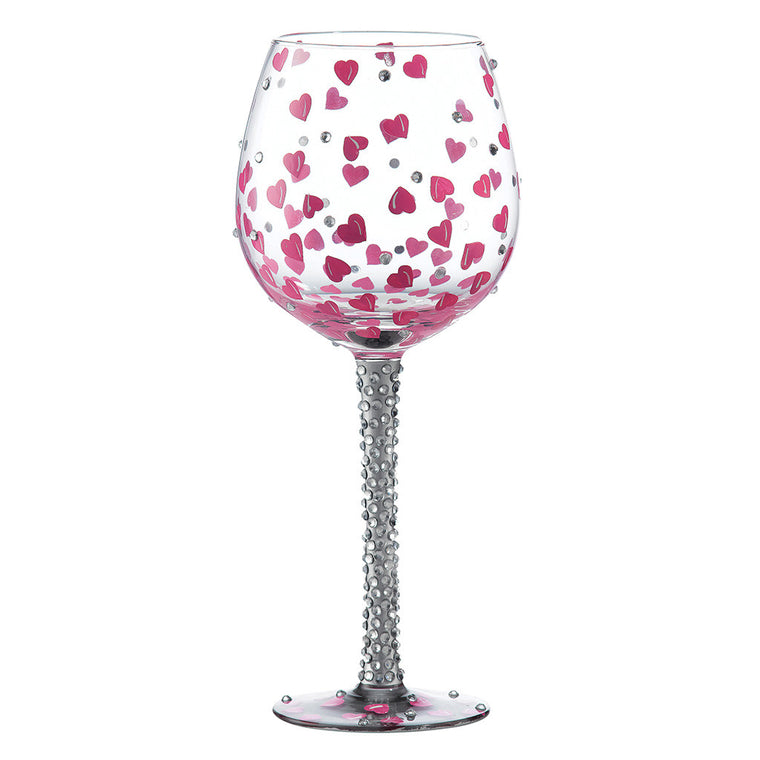 Lolita Superbling Pretty Girl Extra Large Wine Glass