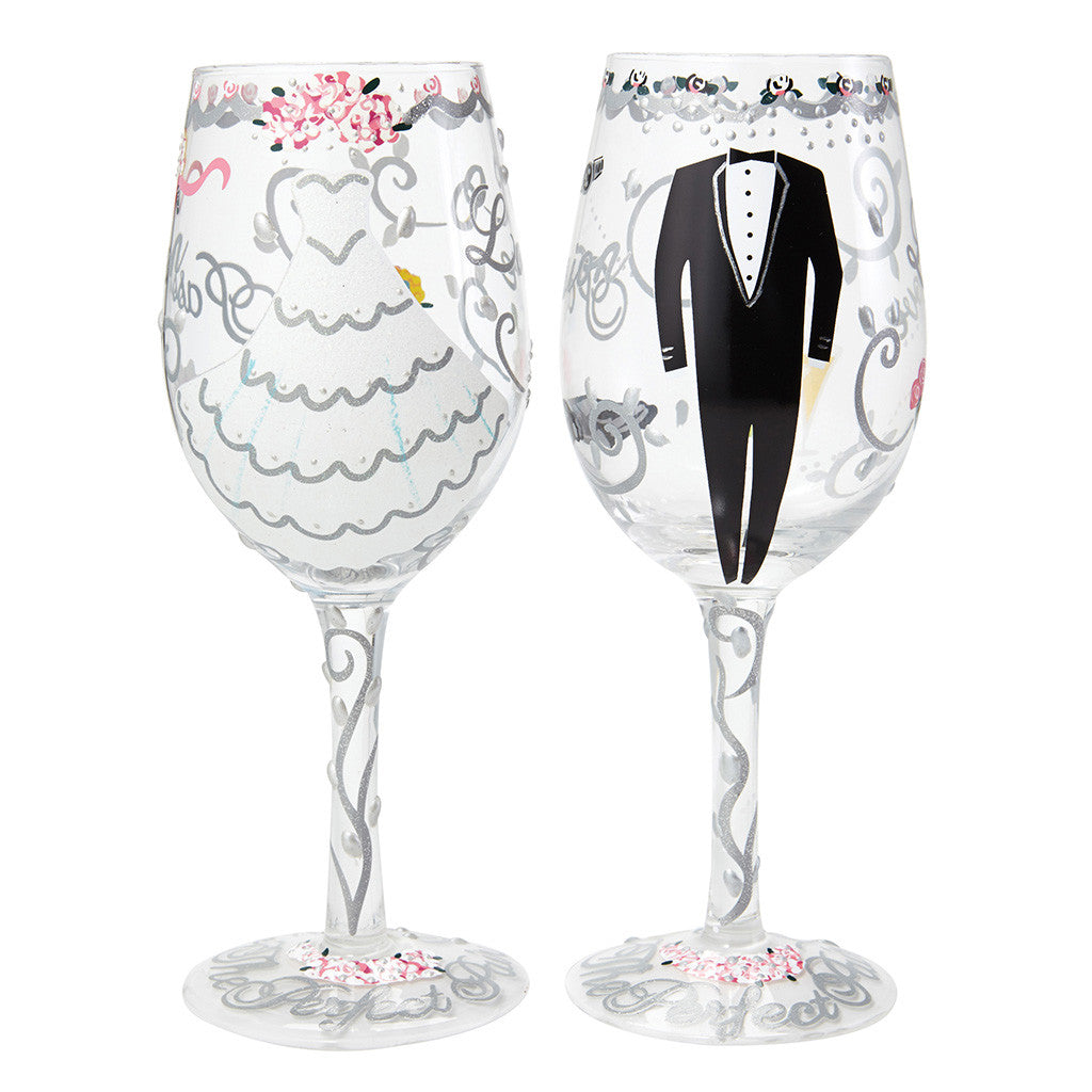 Lolita Bride & Groom Wedding Gift Set