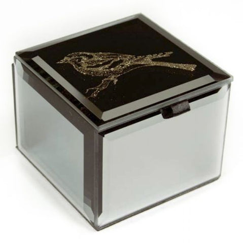 MINI TRINKET BOX BIRD