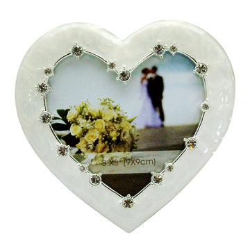 Heart Photo Frame Small