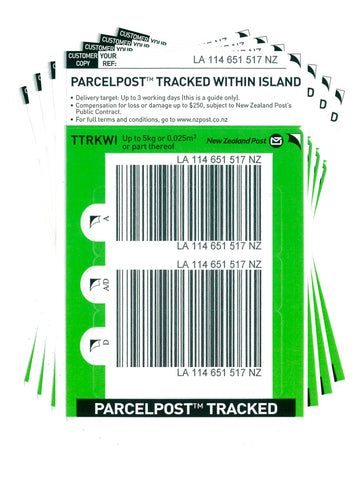 Tracked Within Island Base Prepaid Ticket - Pack