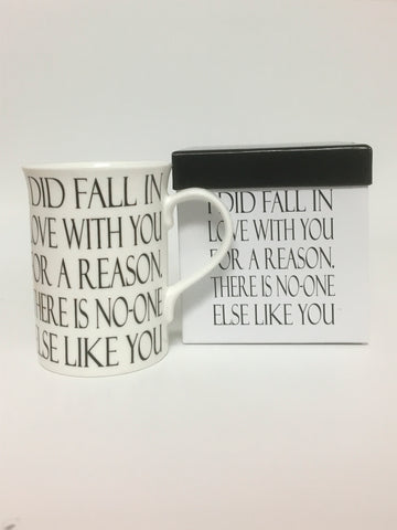 Fall In Love With You Mug