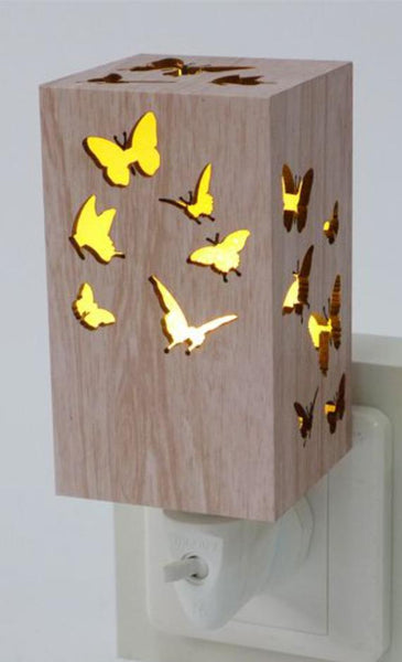 Sanctuary Wood Night Light