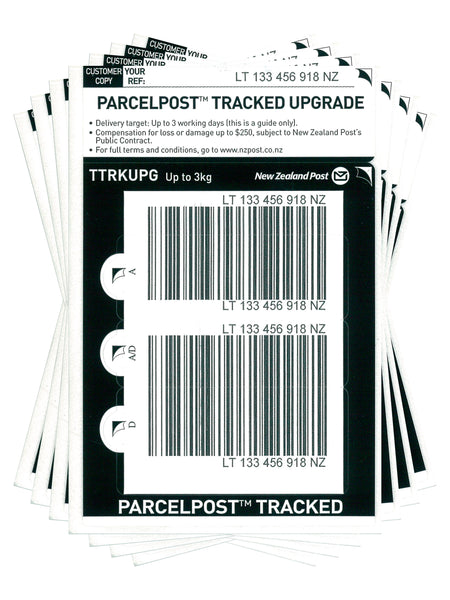 Tracked Upgrade - Pack