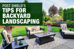 Post Shields Backyard Landscaping Tips
