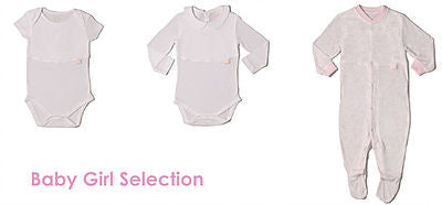 CoziDry Baby Girl 3 Piece Gift Set