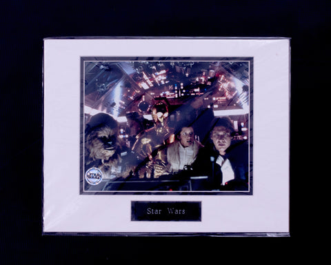 Geek XP - Star Wars Official Photograph Print #1