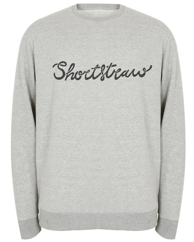 Shortstraw Hand Drawn Logo Sweater
