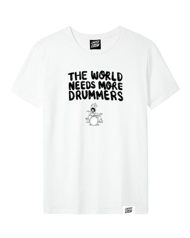 The World Needs More Drummers