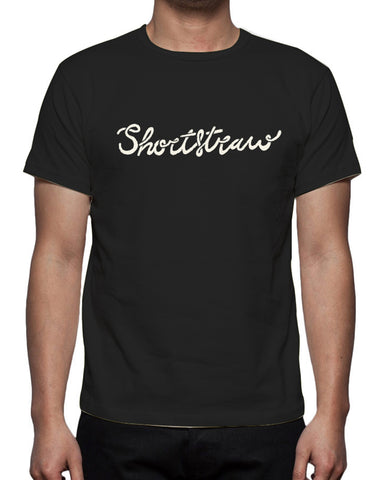 Shortstraw Hand Drawn Logo Tee