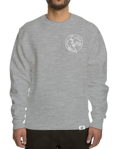 'THE GREY ONE' SWEATER