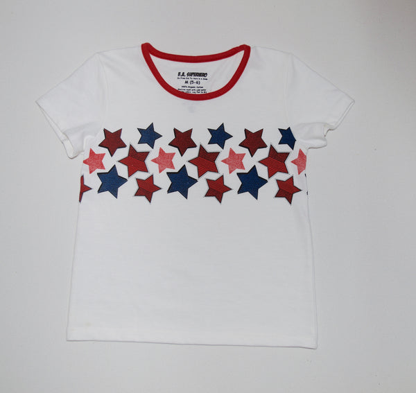 Pop Star Tee (Red)