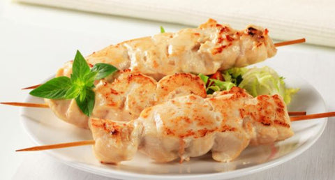 Chicken Malai Kabob