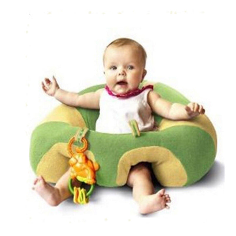 Cute baby seat security plush sofa