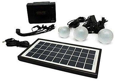 Gdlite Solar Lighting System 8017