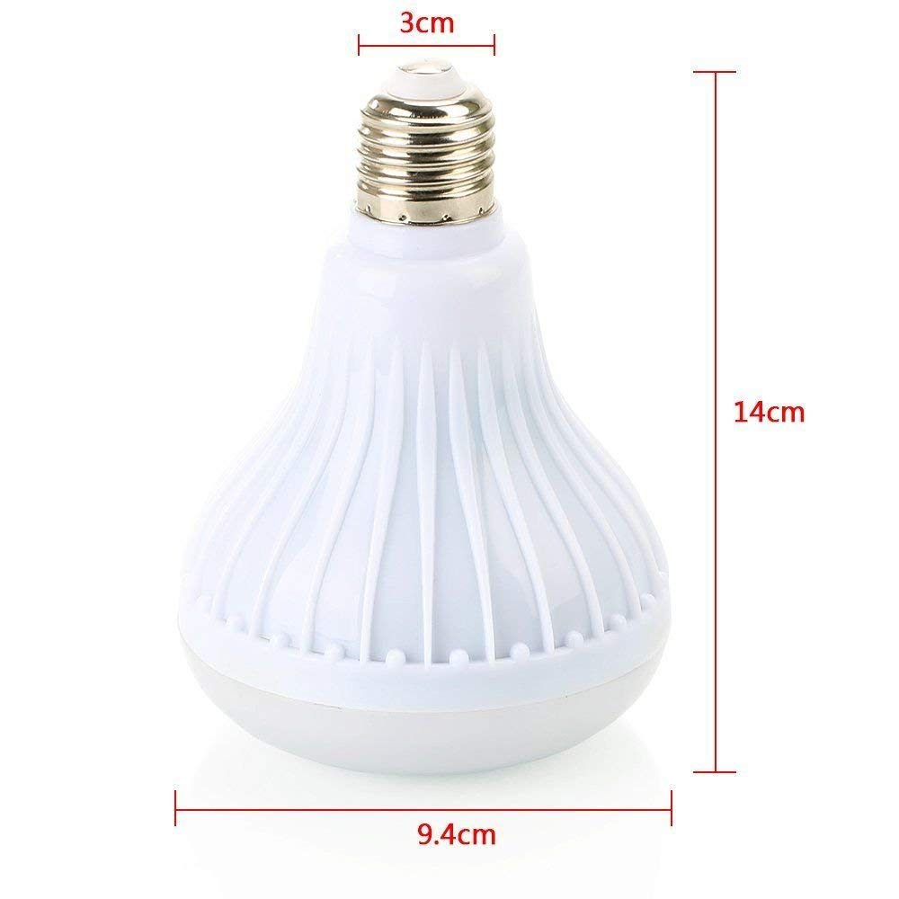Wireless Bluetooth Speaker Bulb Light Music Lamp