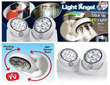 Light Angel Motion Activated Stick Up Led Sensor Light