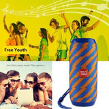 T&G super bass splashproof wireless Bluetooth speaker