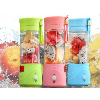 USB Portable Smoothie And Juice Blender