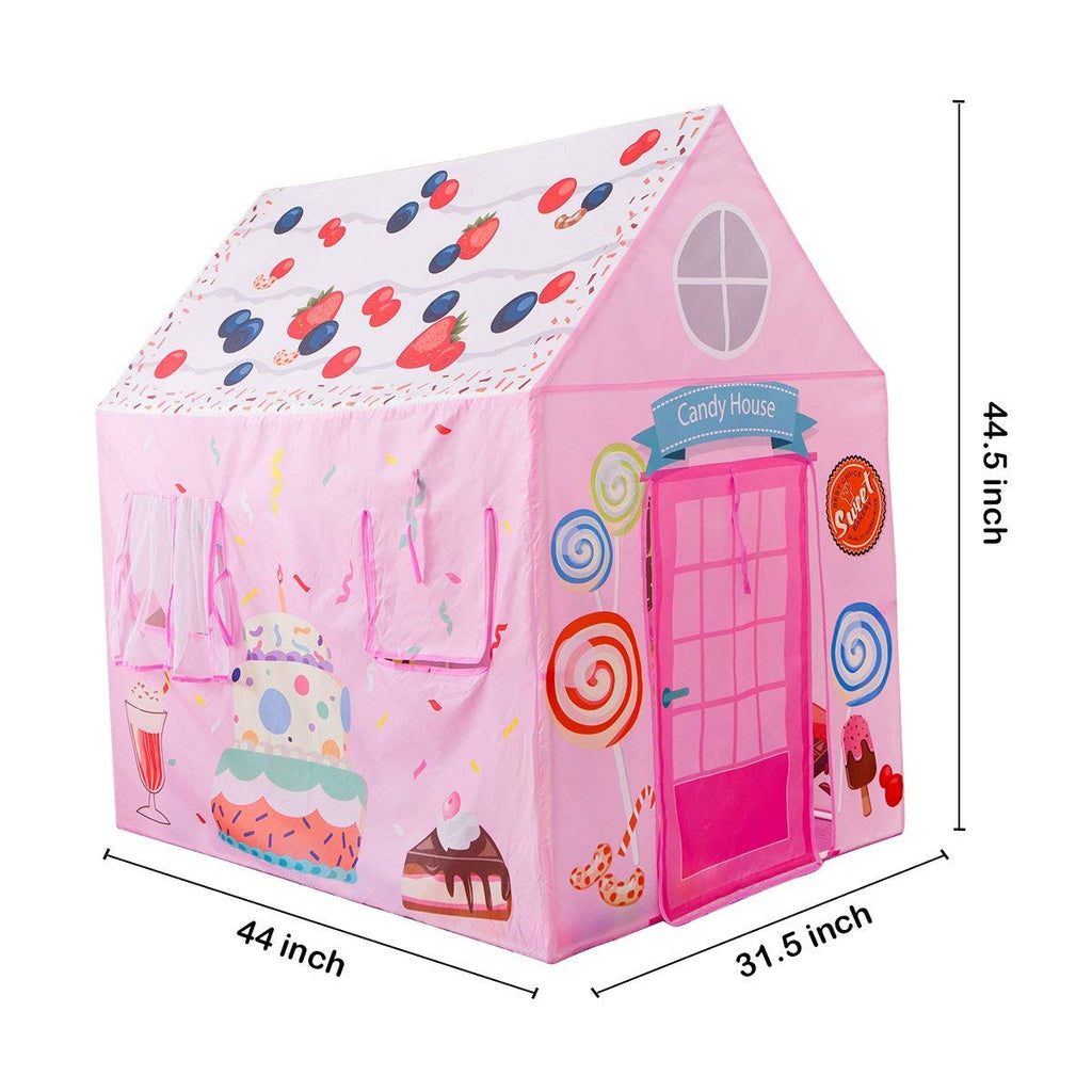 Kids Girl House Tent Playhouse Toy