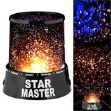 Amazing Master Star Sky Night Light Lamp