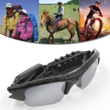 HD Spy Sun Glasses Sunglass Camera Audio Video