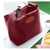 Thermal Insulated Cooler Waterproof Lunch Pouch Bag