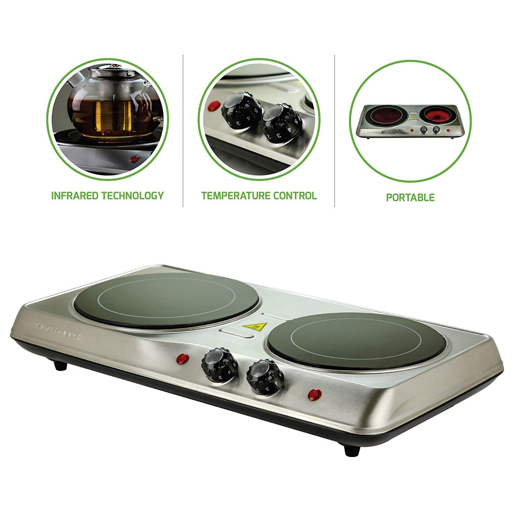 Hot Plate Electric Cooking (Double)