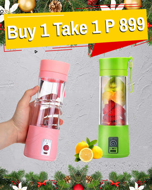 MH PORTABLE Blender BUY 1 GET 1 FREE P899